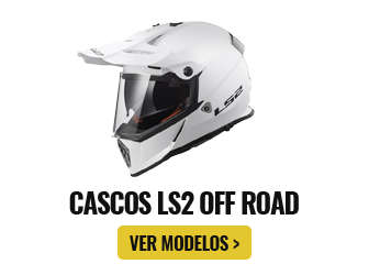 Cascos LS2 off road