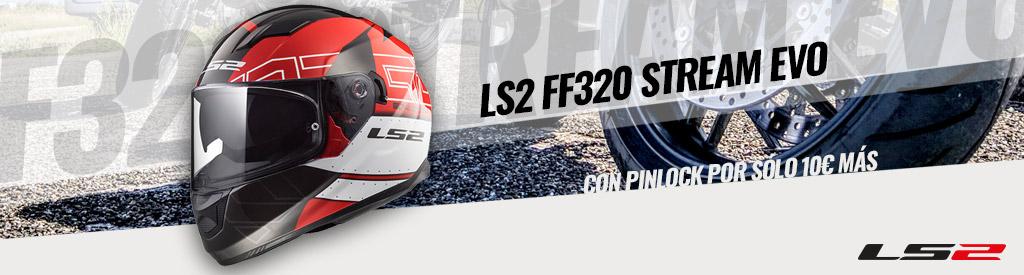 FF320 STREAM EVO