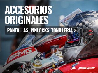 Accesorios Originales LS2