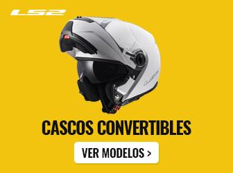 Cascos LS2 convertibles