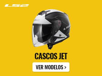 Cascos LS2 jet