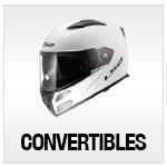Cascos LS2 convertibles/modulares