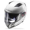 SUPEROFERTA: Casco convertible LS2 Helmets FF324 METRO Solid White