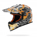 SUPEROFERTA: Casco cross infantil/junior LS2 MX437J Fast Mini
