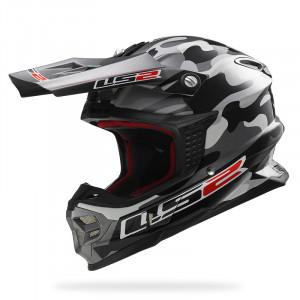 Casco cross/enduro LS2 Helmets MX456 DAKAR Camouflage