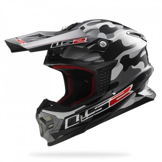 SUPEROFERTA Casco cross/enduro LS2 Helmets MX456 DAKAR Camouflage