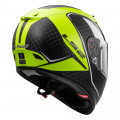 SUPEROFERTA: Casco integral fibra de carbono LS2 Helmets FF323 ARROW C EVO FURY Carbon H-V Yellow > Regalo: Pantalla ahumada