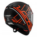 Casco integral LS2 Helmets FF323 ARROW R EVO ION Matt Black Red > REGALO: Pantalla ahumada