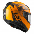 SUPEROFERTA: Casco integral LS2 Helmets FF352 ROOKIE FAN Matt Orange