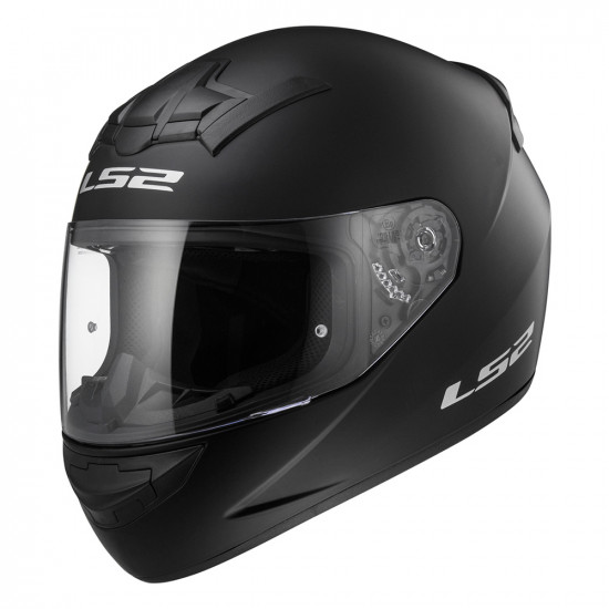 SUPEROFERTA: Casco integral LS2 Helmets FF352 ROOKIE SOLID Matt-Black