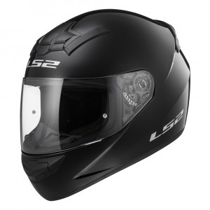 Casco integral LS2 Helmets FF352 ROOKIE SOLID Black