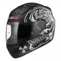 Casco integral LS2 Helmets FF352 ROOKIE X-RAY Matt-Black