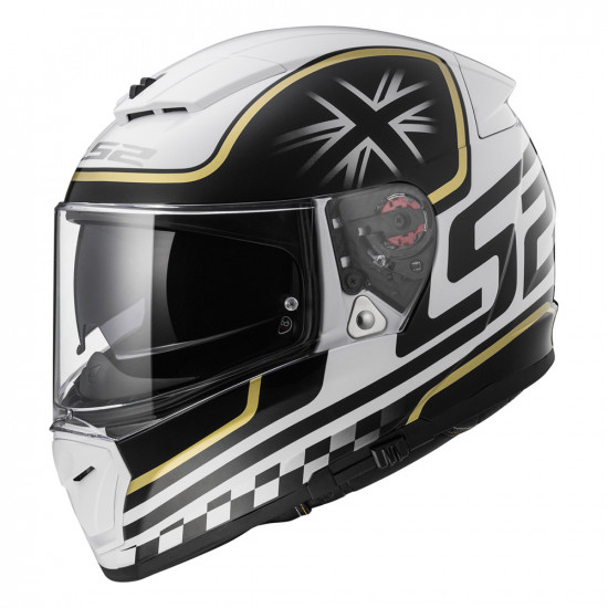 SUPEROFERTA: Casco integral LS2 FF390 Breaker Classic Black