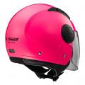 SUPEROFERTA: Casco jet LS2 Helmets OF562 AIRFLOW L SOLID Pink