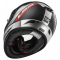 Casco integral fibra de carbono LS2 Helmets FF323 ARROW C EVO INDY Carbon Chrome > Regalo: Pantalla ahumada