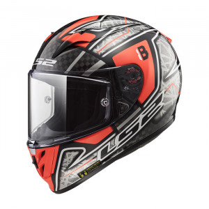 SUPEROFERTA: Casco integral LS2 Helmets FF323 ARROW C EVO Réplica Héctor Barberá > REGALO: Pantalla ahumada