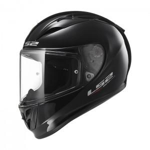 SUPEROFERTA: Casco integral LS2 Helmets FF323 ARROW R EVO Solid Black > REGALO: Pantalla ahumada