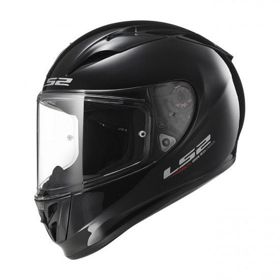 Casco integral LS2 Helmets FF323 ARROW R EVO Solid Black > REGALO: Pantalla ahumada