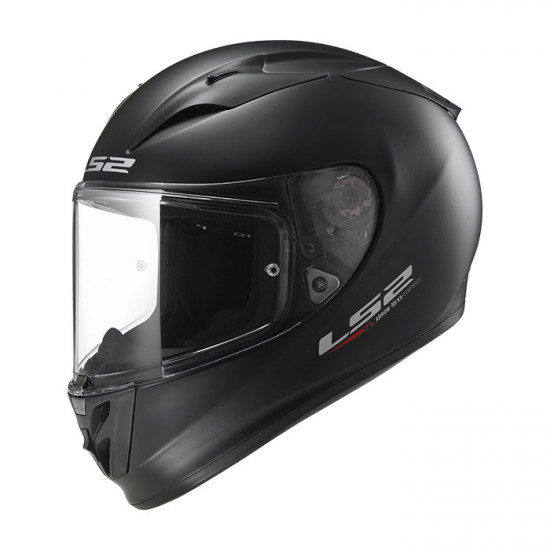 SUPEROFERTA: Casco integral LS2 Helmets FF323 ARROW R EVO Solid Matt Black > REGALO: Pantalla ahumada