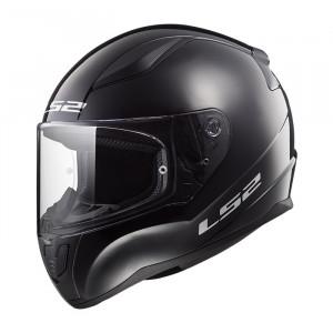 Casco INFANTIL LS2 Helmets FF353J RAPID MINI Solid Black