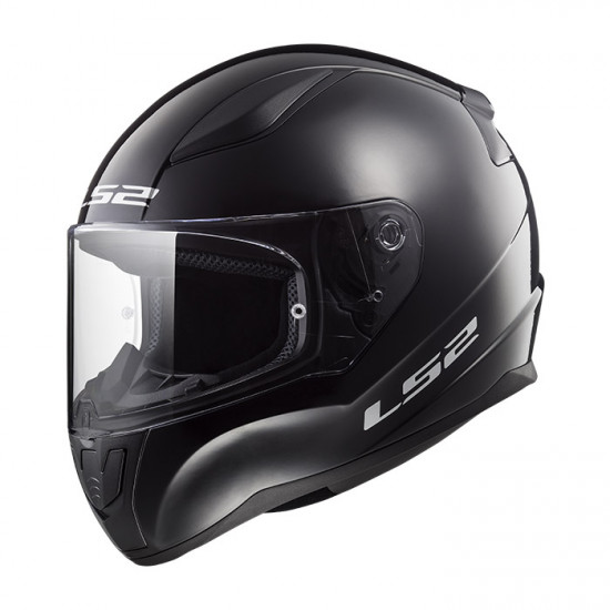 Casco INFANTIL LS2 Helmets FF353J RAPID MINI Solid Black