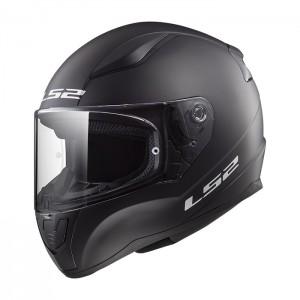 Casco INFANTIL LS2 Helmets FF353J RAPID MINI Solid Matt Black