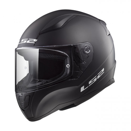 Casco INFANTIL LS2 Helmets FF353J RAPID MINI Solid Matt Black