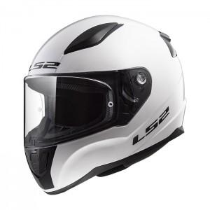 Casco INFANTIL LS2 Helmets FF353J RAPID MINI Solid White