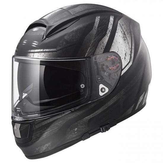 SUPEROFERTA: Casco integral LS2 Helmets FF397 VECTOR HPFC EVO RAZOR Matt Black