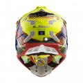 Casco cross/enduro LS2 Helmets MX470 SUBVERTER Bomber H-V Yellow Blue Red
