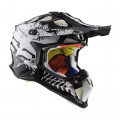 SUPEROFERTA: Casco cross/enduro LS2 Helmets MX470 SUBVERTER Intruder Black White