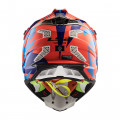 Casco cross/enduro LS2 Helmets MX470 SUBVERTER Nimble Black Blue Orange