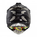 Casco cross/enduro LS2 Helmets MX470 SUBVERTER Solid Matt Black