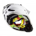 Casco cross/enduro LS2 Helmets MX470 SUBVERTER Solid White