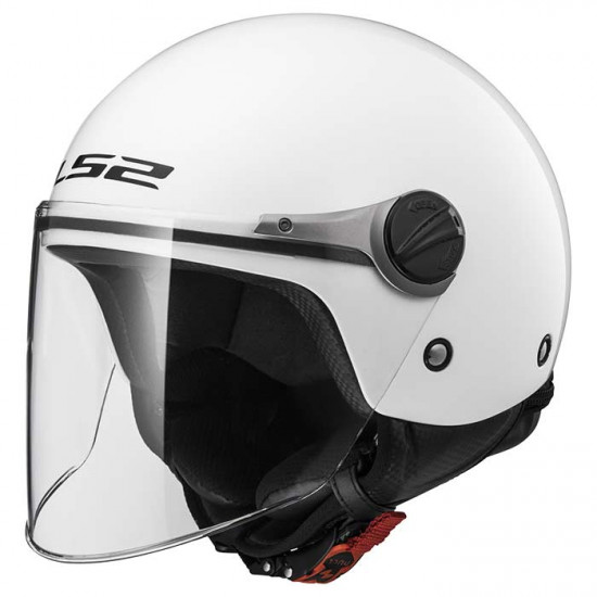 Casco JUNIOR LS2 OF575J WUBY White