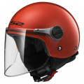 Casco JUNIOR LS2 OF575J WUBY Red