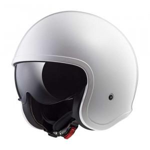 Casco jet LS2 Helmets OF599 SPITFIRE Solid White
