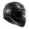 Casco integral LS2 Helmets FF320 STREAM EVO SOLID Black