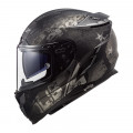 Casco integral LS2 FF327 Challenger Flex Matt Black