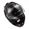 Casco integral LS2 FF327 Challenger Solid Black
