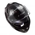 SUPEROFERTA Casco integral LS2 FF327 Challenger Solid Black