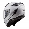 Casco integral LS2 FF327 Challenger Solid White