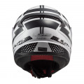 SUPEROFERTA Casco integral LS2 Helmets FF353 RAPID Carborace White Black