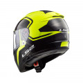 SUPEROFERTA Casco integral LS2 FF390 BREAKER Bold Black H-V Yellow