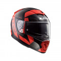 Casco integral LS2 FF390 BREAKER Physics Black Red