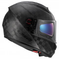 SUPEROFERTA Casco integral LS2 Helmets FF397 VECTOR C EVO SOLID Matt Carbon