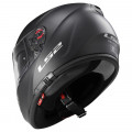 Casco integral LS2 Helmets FF397 VECTOR HPFC EVO Solid Matt Black