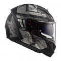 Casco integral LS2 Helmets FF397 VECTOR HPFC EVO Hunter Matt Black Titanium