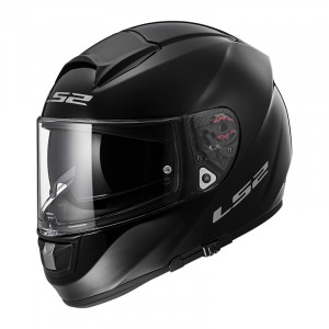 Casco integral LS2 Helmets FF397 VECTOR HPFC EVO Solid Black