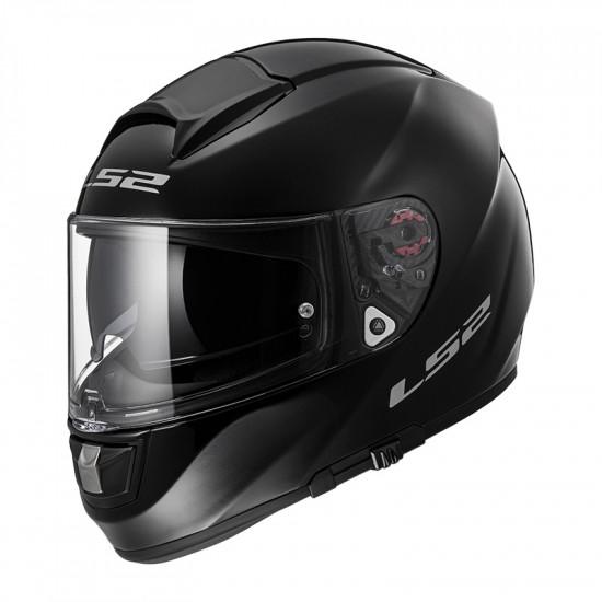 Casco integral LS2 Helmets FF397 VECTOR HPFC EVO Solid Black